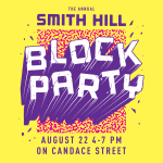 Smith Hill Block Party