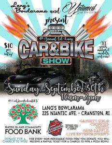 4th Annual Ed Lang Memorial/Untamed Auto Club Car & Bike Show