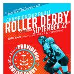 Providence Roller Derby Presents: A Double Header!