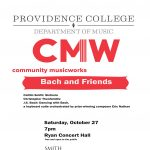 Community Music Works ~ Bach and Friends