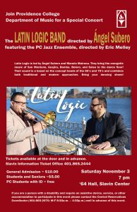 Angel Subero and the Latin Logic Band