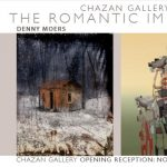 The Romantic Imperative, photographs by Denny Moers and paintings by David Frazer