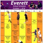 Take A Class @ Everett