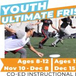 Instructional Youth Ultimate Frisbee League