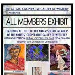 October's All-Members Exhibit