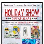 Artists' Cooperative Gallery of Westerly Holiday Show