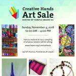 Creative Hands Art Sale