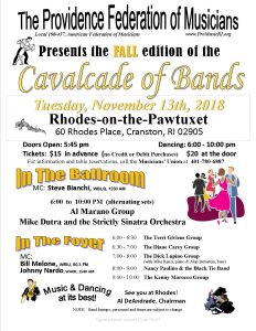 FALL 2018 Cavalcade of Bands Dance