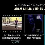 Adam Ahuja / Brian James Quartet at Alchemy