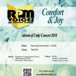 Comfort & Joy Advent Concert
