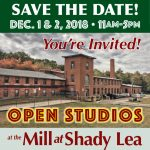 Mill Open Studios 12/1 + 12/2