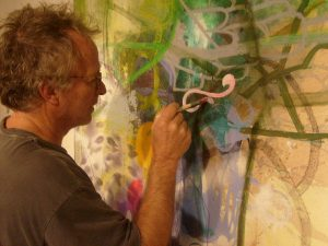 Artists Speak: Abstract Painter Willy Heeks