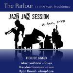 Parlour Jazz Jam - Max Goldman & Friends