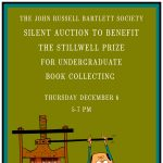 Silent Auction to Benefit the Stillwell Prize