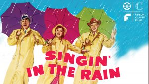 ODEUM CLASSIC FILMS: SINGIN' IN THE RAIN