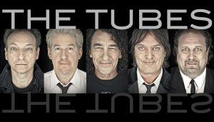 THE TUBES Featuring Fee Waybill - (SOLD OUT)