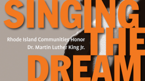Singing The Dream 2019: Musical Tribute to MLK Jr....