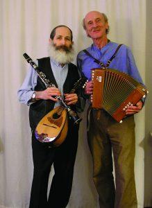 Michael Bresler and Phil Edmonds in Concert