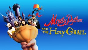 ODEUM CLASSIC FILMS: MONTY PYTHON AND THE HOLY GRA...