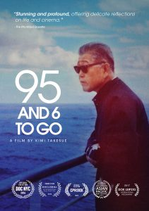 "Screening and Filmmaker Q& A: ""95 and 6 to G..."