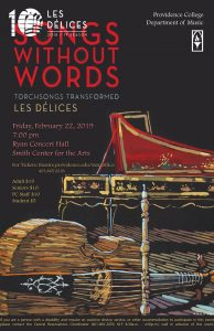 Les Délices - Songs Without Words