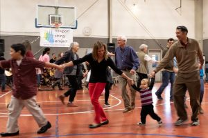 Winter Community Barn Dance