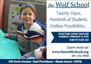 The Wolf School Winter Open House