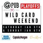 Wild Card Weekend