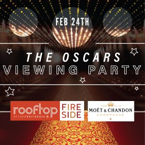 The Oscars Viewing Party in Providence