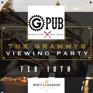 The Grammys Viewing Party!