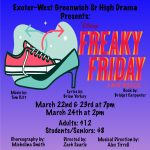 Disney's Freaky Friday the Musical, presented by the Exeter West Greenwich Senior High Drama