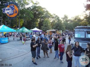 Food Truck Friday at Carousel Village