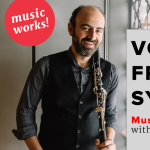 Voices from Syria: Community Concert & Dinner, featuring Kinan Azmeh & the MusicWorks Collective