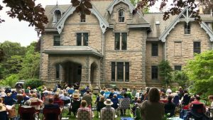 Music on the Hill: Lawn Concert with Narragansett ...