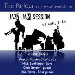 Parlour Jazz Jam - Marcus Monteiro & Friends