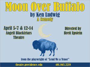 Ken Ludwig's Moon Over Buffalo