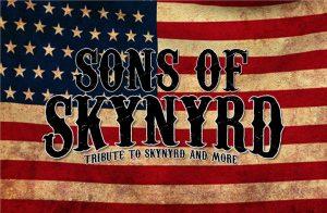 Lynyrd Skynyrd Tribute - Son's of Skynyrd