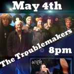 THE TROUBLEMAKERS WITH JAMES MONTGOMERY
