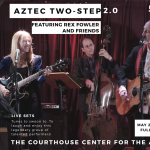 Aztec Two Step 2.0 featuring Rex Fowler & Friends