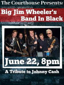 Big Jim Wheeler's Band In Black