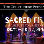 SACRED FIRE - A TRIBUTE TO SANTANA!