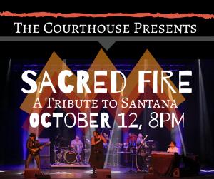 SACRED FIRE - A TRIBUTE TO SANTANA!