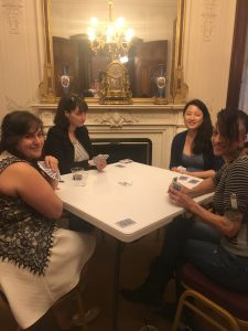 Victorian Game Night