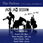 Parlour Jazz Jam - Daniel Hill & Friends
