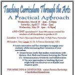 Teaching Curriculum Through the Arts: A Practical Approach