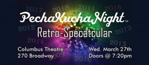 PechaKucha Night Providence #119 - Retro-Spectacul...