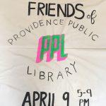 Library Friends Launch Event: Flatbread Pizza