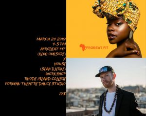 Afrobeat Fit meets House Workshop