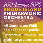 RI Philharmonic Orchestra: Pops In The Park