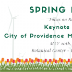 Green Energy Consumers Alliance Spring Meeting: Focus on Rhode Island